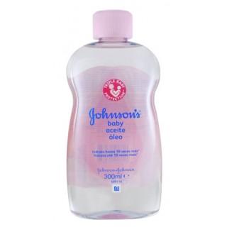 Johnson's Baby olej 300ml
